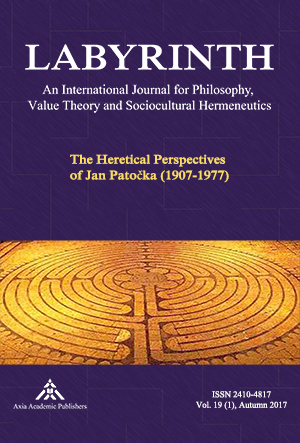 The Heretical Perspectives of Jan Patočka (1907-1977)